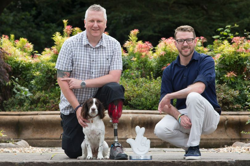Veterans charity providing dogs for ex-servicemen.