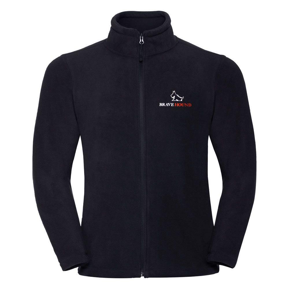 bravehound fleece jacket