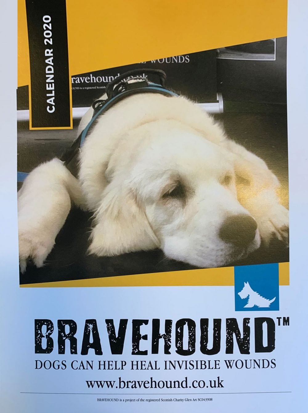 calendar 2020 bravehound