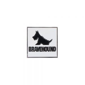 bravehound badge