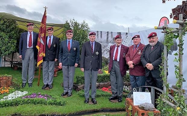 veterans gardening scotland 2019