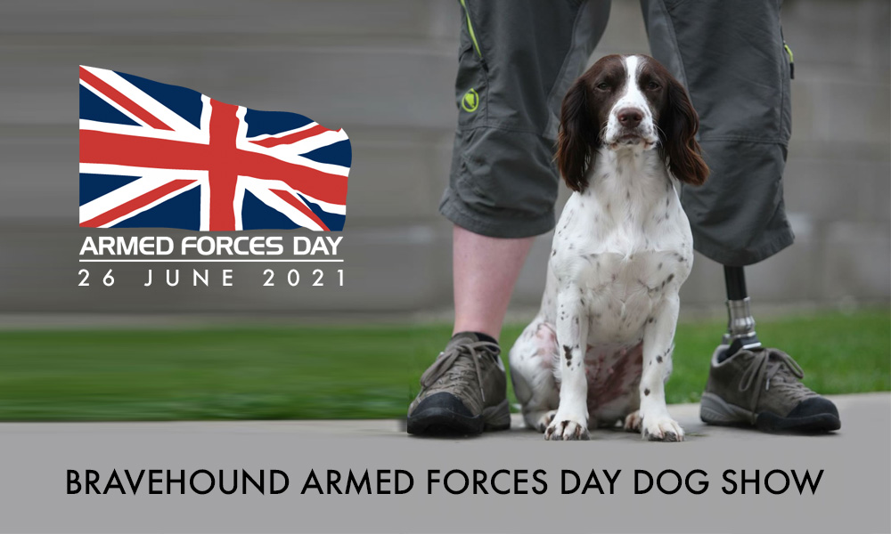 Armed Forces Day Dog Show 2021